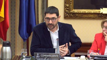 SOLCOM apoya la Comparecencia de Ignacio Calderón Almendros en la Comisión para las Políticas Integrales de la Discapacidad