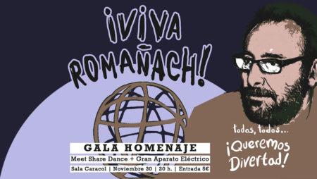 Concierto homenaje a Javier Romañach