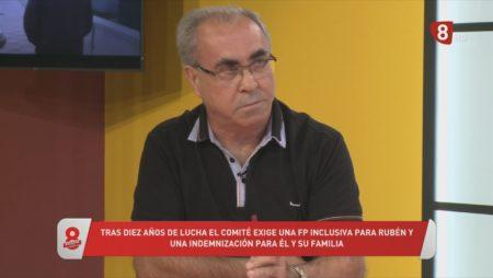 Alejandro Calleja tras conocerse el dictamen del Comité sobre los Derechos de las Personas con Discapacidad