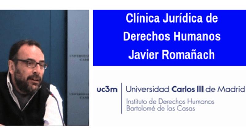Clínica jurídica Javier Romañach