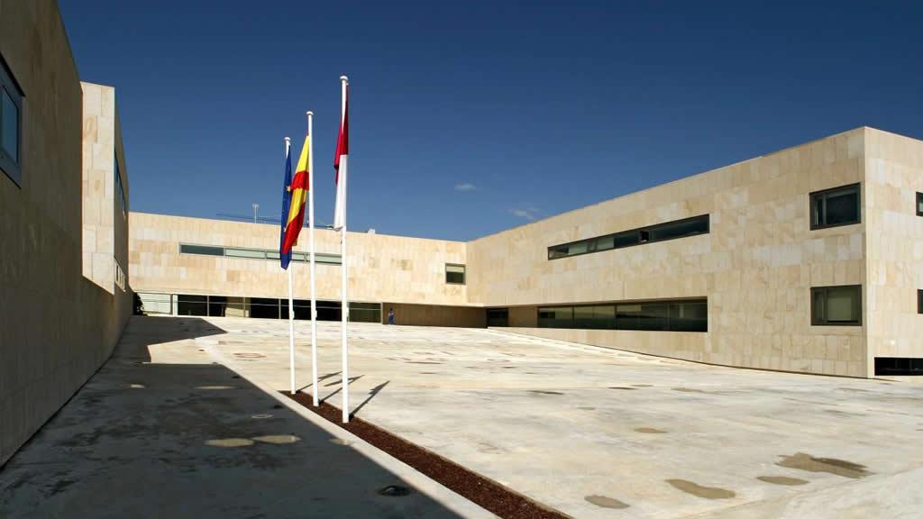 Sede de la Consejería de Educación de Castilla La Mancha
