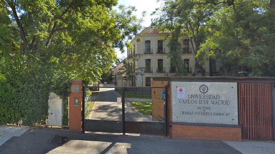 Facultad Ciencias Jurídicas Universidad Carlos III