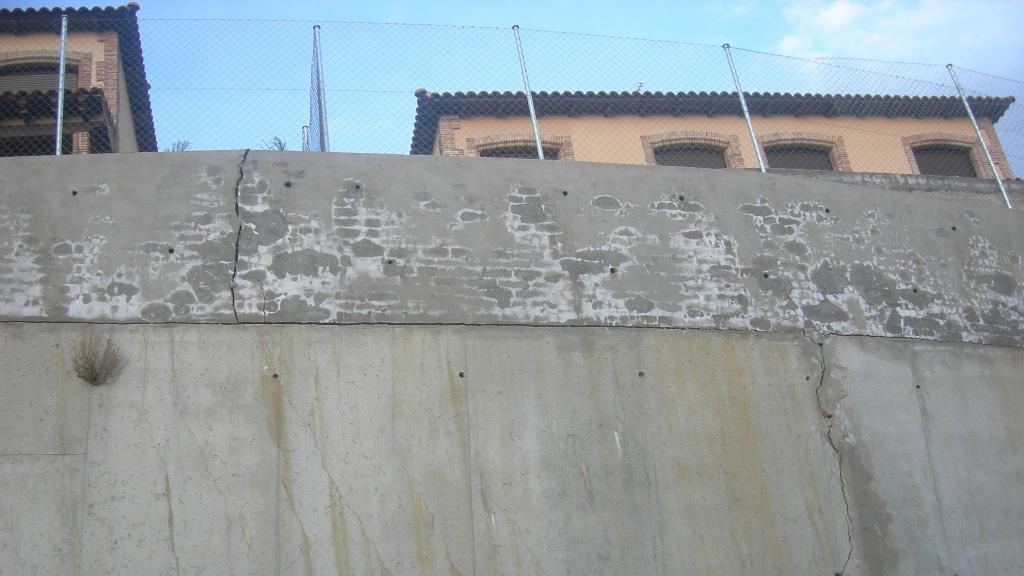 Muro de una institución