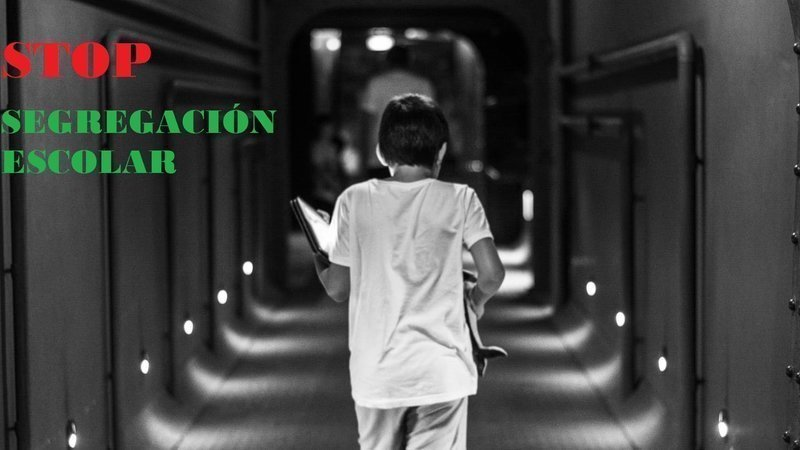 Stop segregación escolar